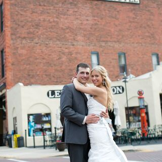 A DIY Hotel Wedding in Deadwood