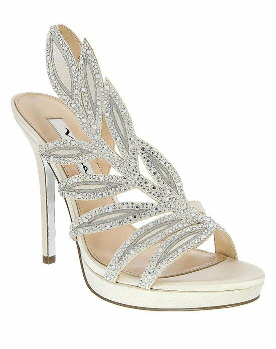 Nina Bridal FAUNA_ROYAL GOLD Wedding Shoes photo