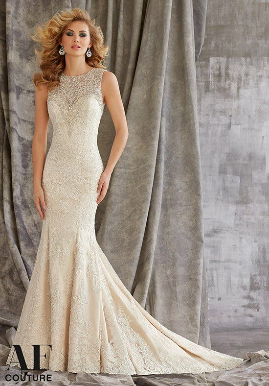 AF Couture: A Division of Mori Lee by Madeline Gardner 1352 Wedding Dress photo