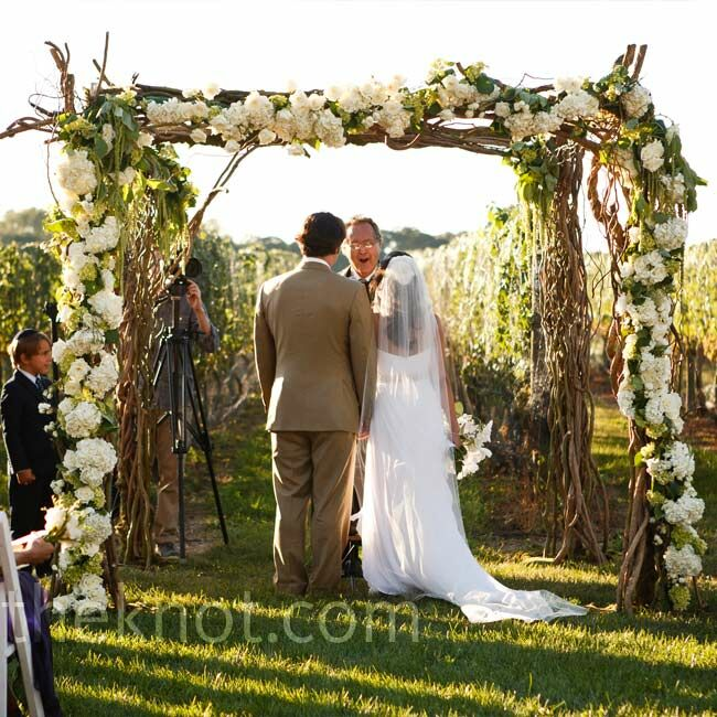 Wedding Chuppahs For Sale: Floral Branch Huppah