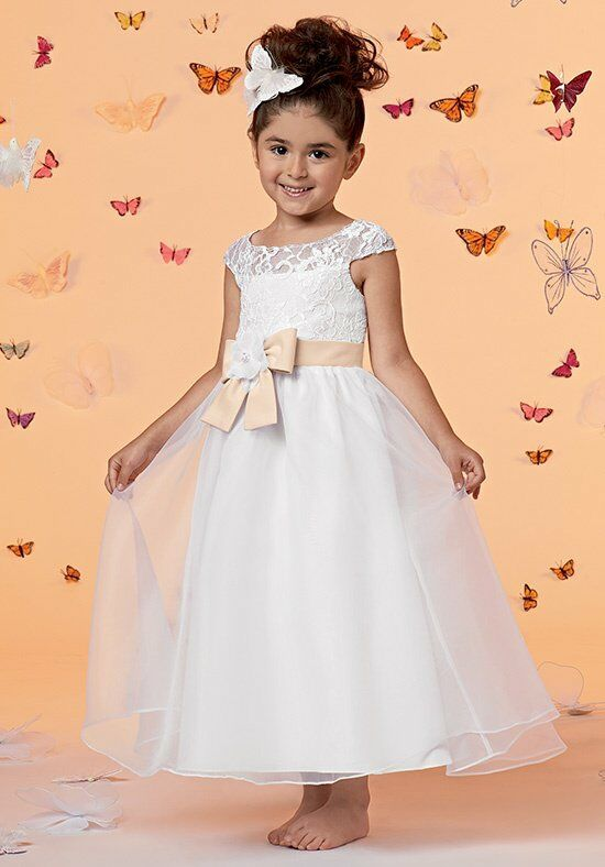 Sweet Beginnings L670 Flower Girl Dress photo