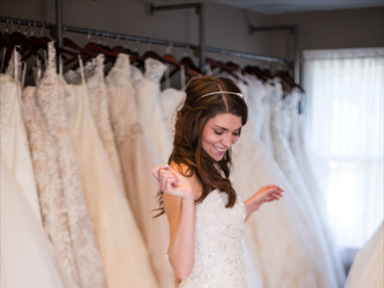 wedding dresses in lexington