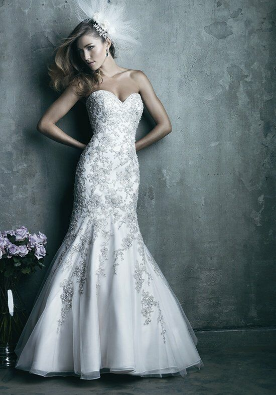 Allure Couture C283 Wedding Dress photo