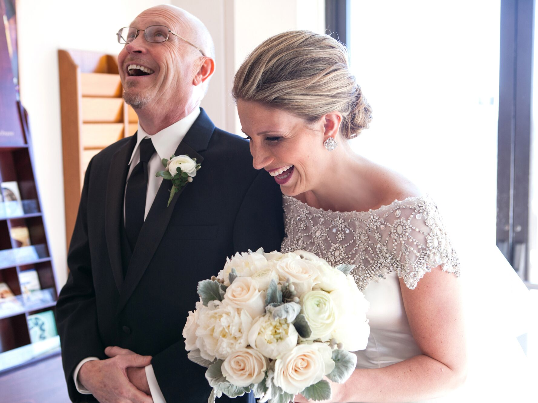13 Father-Daughter Wedding Pictures That Explain Why We