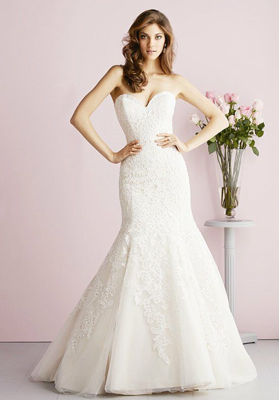Allure Romance 2709 Wedding Dress photo