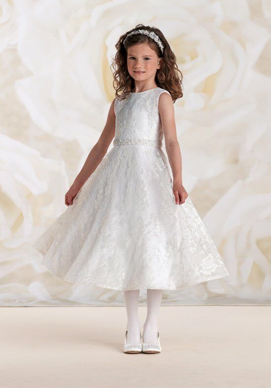 Joan Calabrese by Mon Cheri 115319 Flower Girl Dress photo