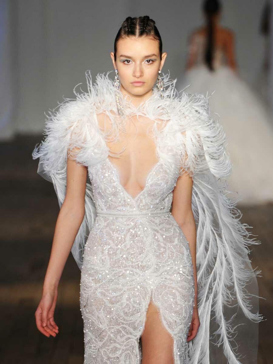 Berta Spring Summer 2019 Collection Bridal Fashion Week