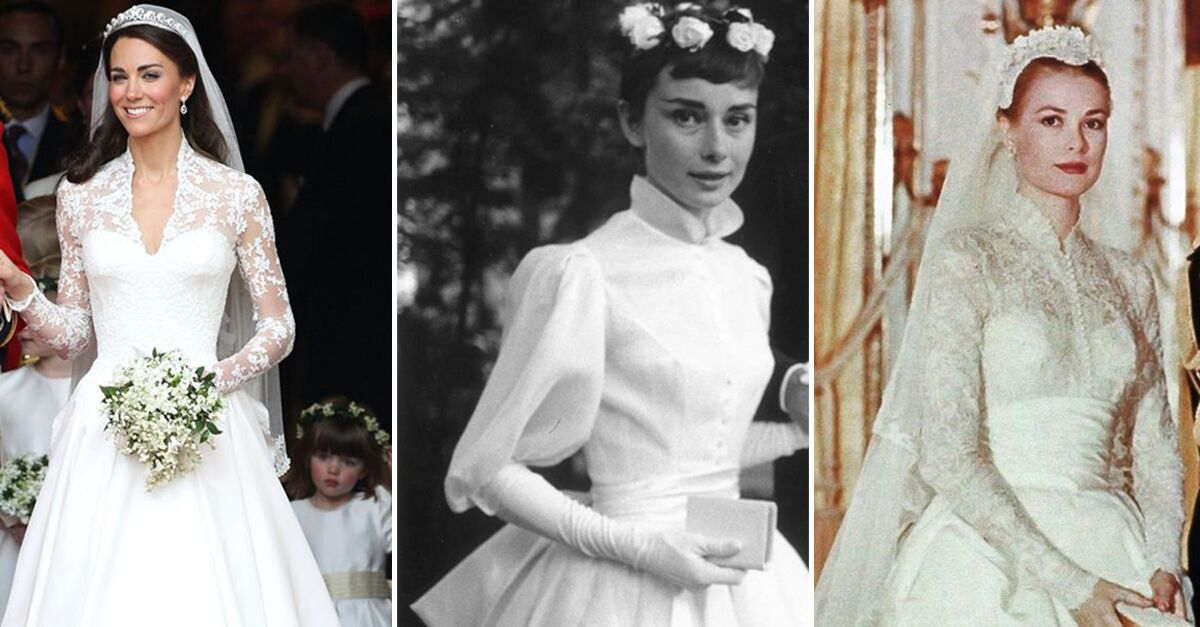 The Most Beautiful Wedding Dresses of