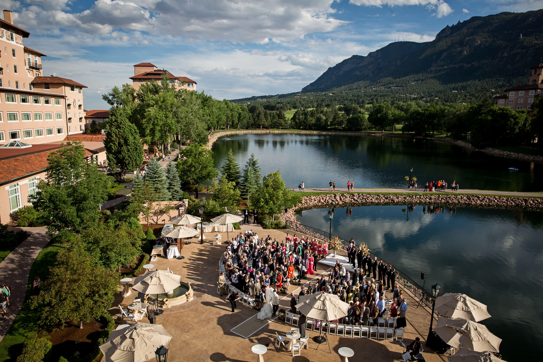 The Broadmoor Wedding Venue in Colorado Springs