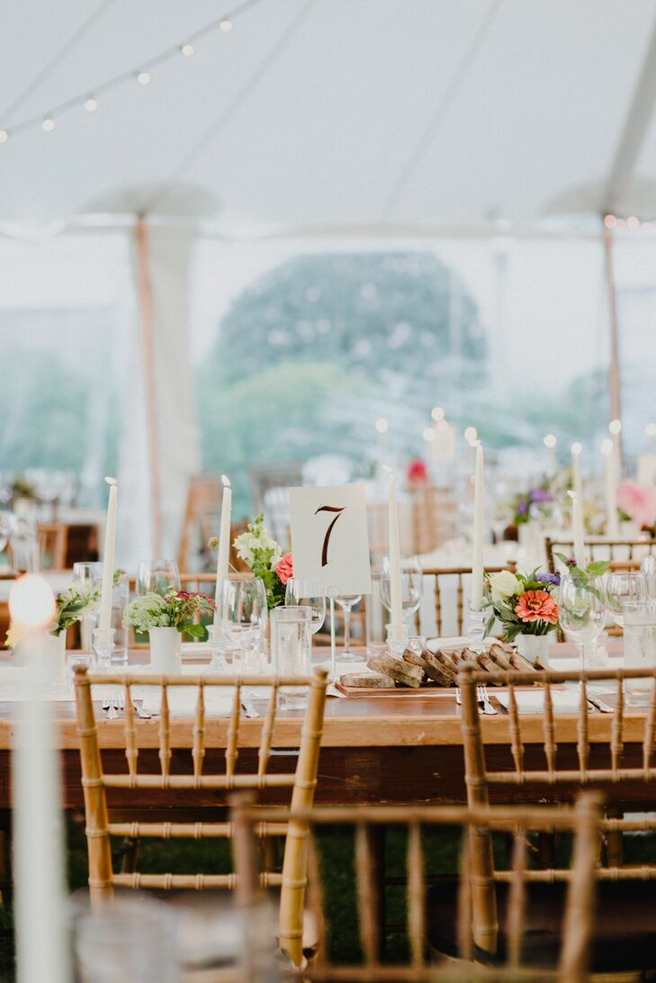 a whimsical outdoor wedding at sole east in montauk new york