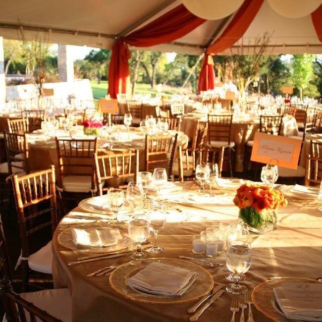 Wedding Reception Austin Tx: Amy & Cole: An Outdoor Wedding In Austin, TX