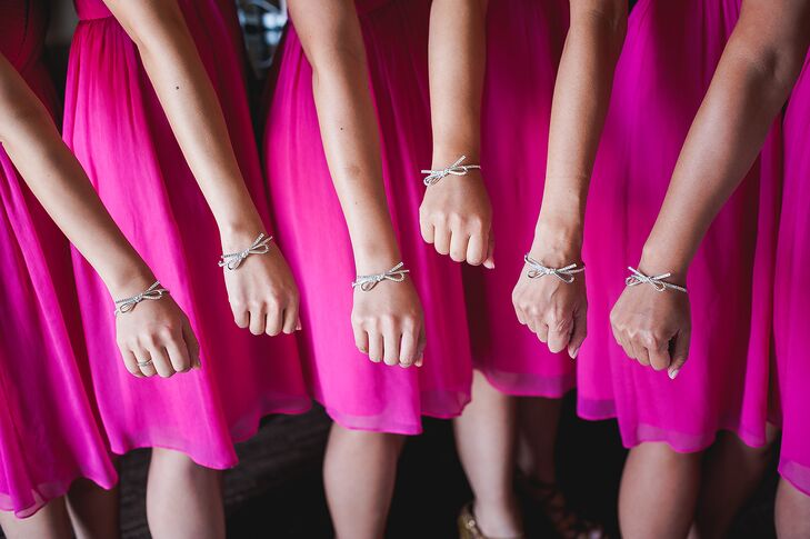 Kate Spade Bow Bracelet Bridesmaid Gift