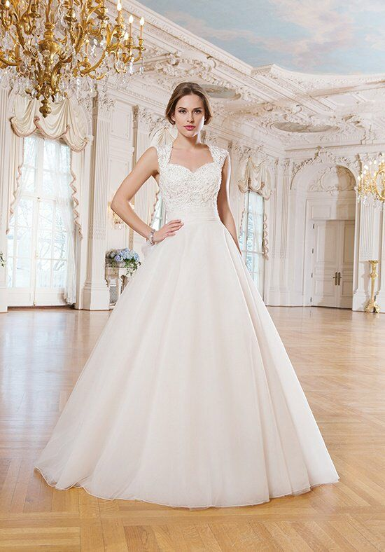 Lillian West 6360 Wedding Dress photo