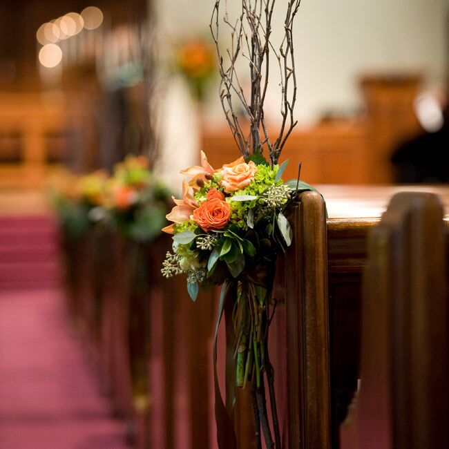 Wedding Decoration Ideas For Church Ceremony: The Ceremony Décor