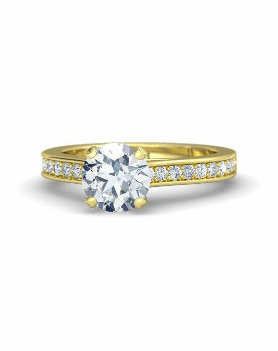 Gemvara - Customized Engagement Rings Faye Ring Engagement Ring photo