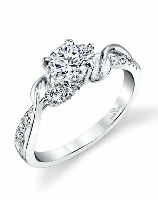 Parade Design Style R3121 from the LYRIA Collection Engagement Ring photo