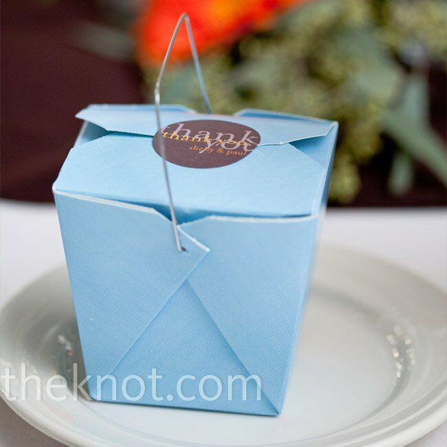Rosemary Wedding Favors