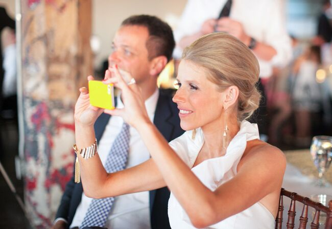 7 Risks Of Hashtagging Your Wedding