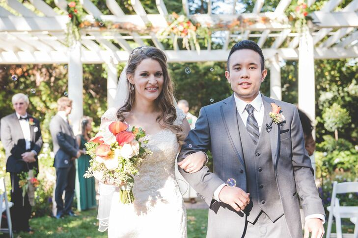 A Lord of the RingsInspired Wedding at Knowlton Mansion in
