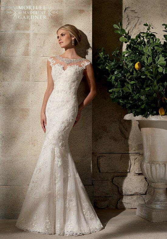 Mori Lee by Madeline Gardner 2702 Wedding Dress photo