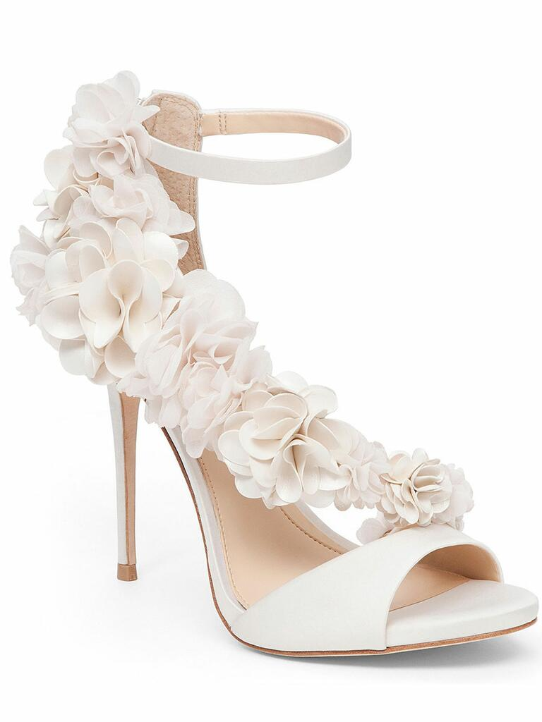 11 white shoes to wear for your wedding