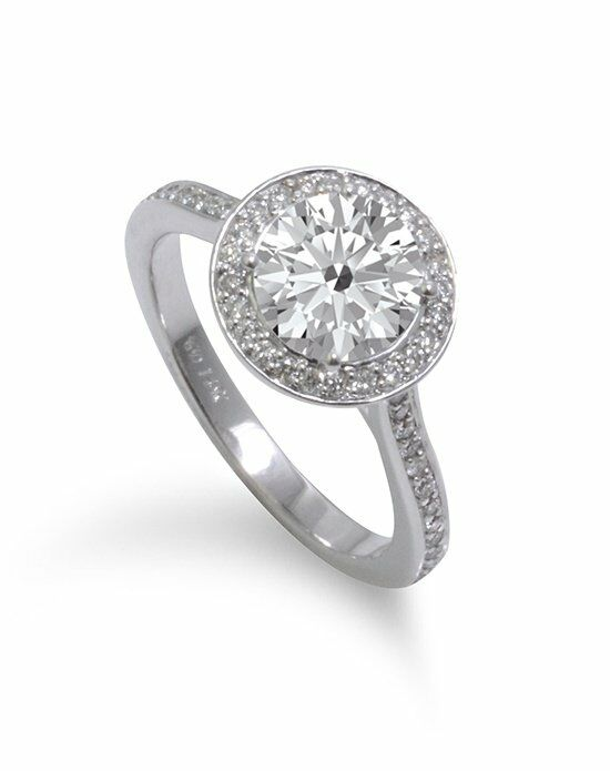 Timeless Designs R1938 Engagement Ring photo