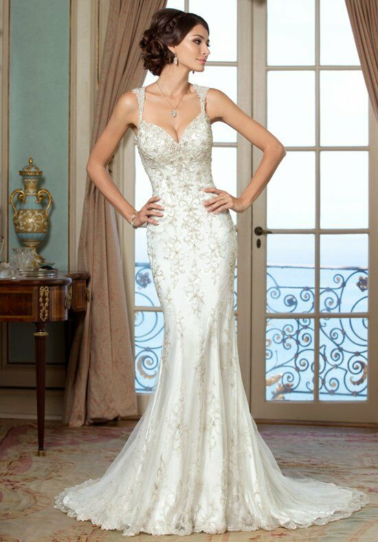 KITTYCHEN Couture EVELYN, H1418 Wedding Dress photo