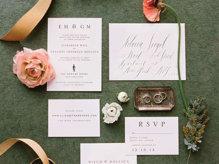 Your Top Invitation Etiquette Questions Answered