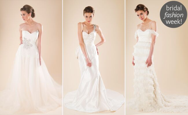 Cocoe Voci Spring 2014 Wedding Dresses