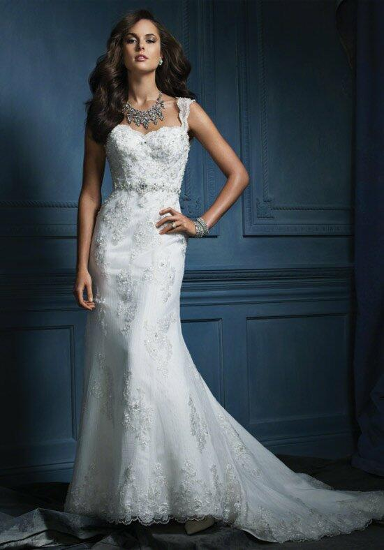 Alfred Angelo Sapphire 854 Wedding Dress photo