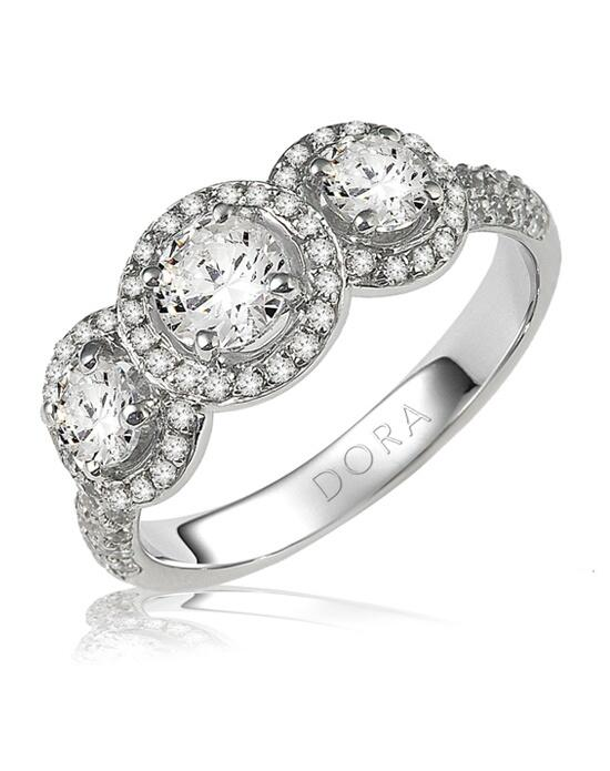 Dora Rings 8220000 Engagement Ring photo