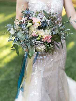wedding flowers bouquets ideas 20 ideas for a unique wedding bouquet 9545