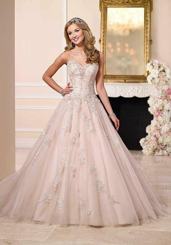 Stella York 6112 Wedding Dress photo