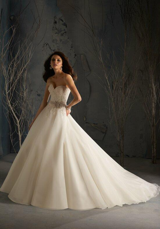 Blu by Madeline Gardner 5174 Wedding Dress photo