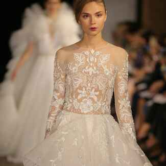 Rivini Fall 2017 wedding dresses