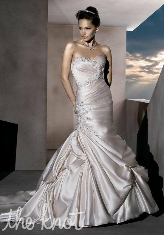 Demetrios 4293 Wedding Dress photo