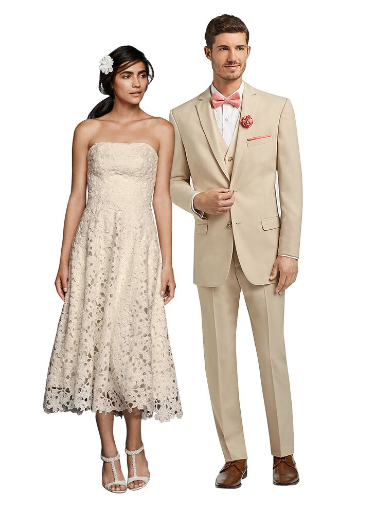 What Color Shoes To Wear With A Champagne Wedding Dress ...