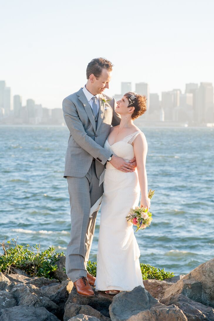 An Elegant, DIY Winery Wedding at The Winery SF in San Francisco ...