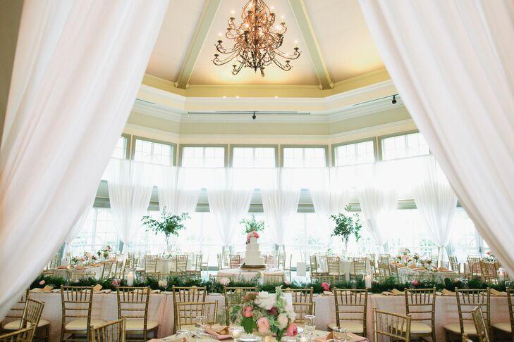 Nature-Inspired Ballroom