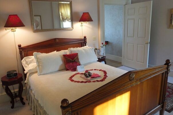 West Falmouth Ma Bed And Breakfast