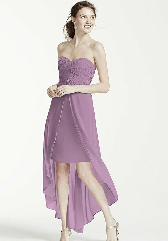 David's Bridal Collection David's Bridal Style F15678 Bridesmaid Dress photo
