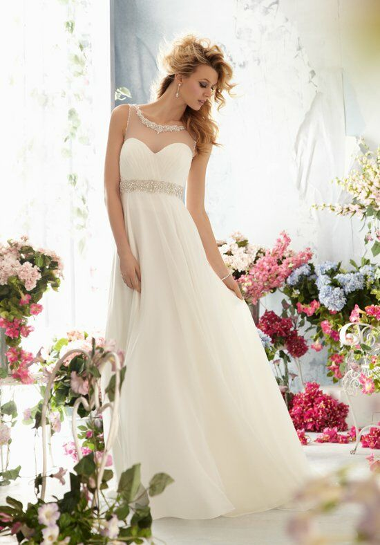 Voyage by Madeline Gardner 6764 Wedding Dress photo