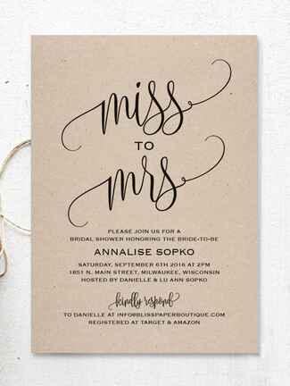 printable bridal shower invitations you can diy, invitation samples