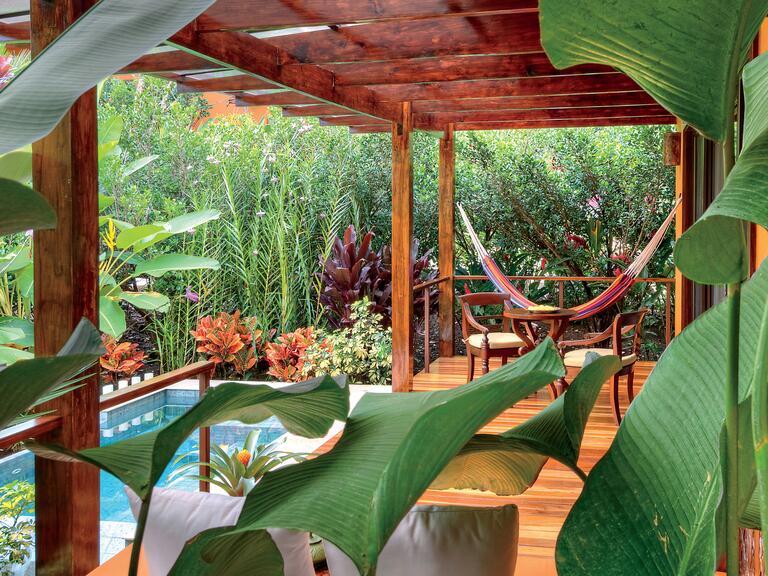 lua de mel de luxo Costa Rica
