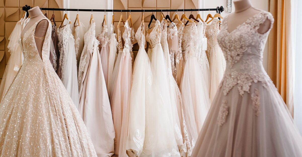 How To Start Your Wedding Dress Search