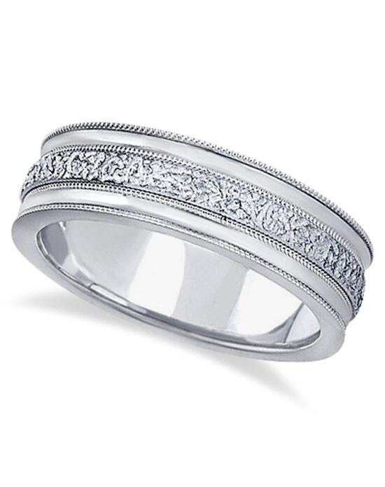 Allurez - Customized Rings UB535 Wedding Ring photo
