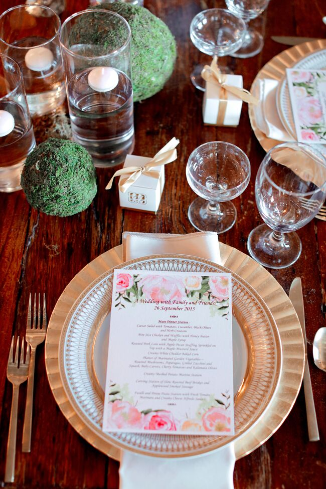 A Whimsical Rustic Wedding At Elmwood Gardens In