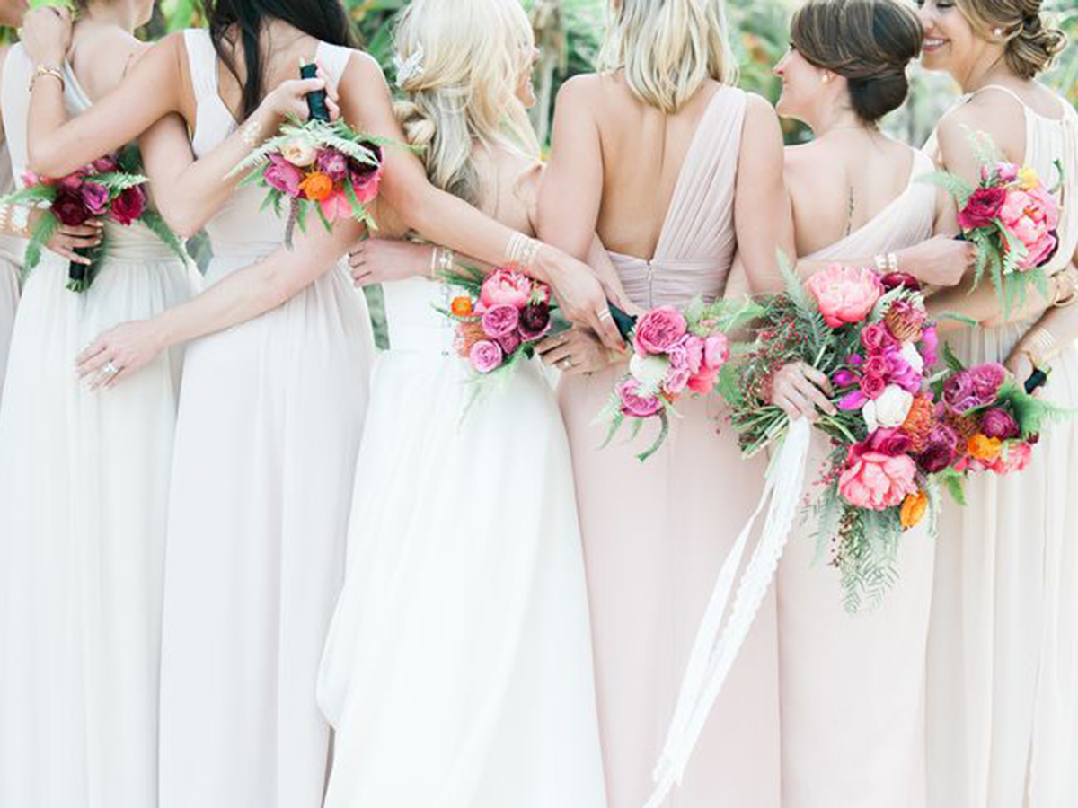 What to do when your bridesmaids dont get along m4hsunfo