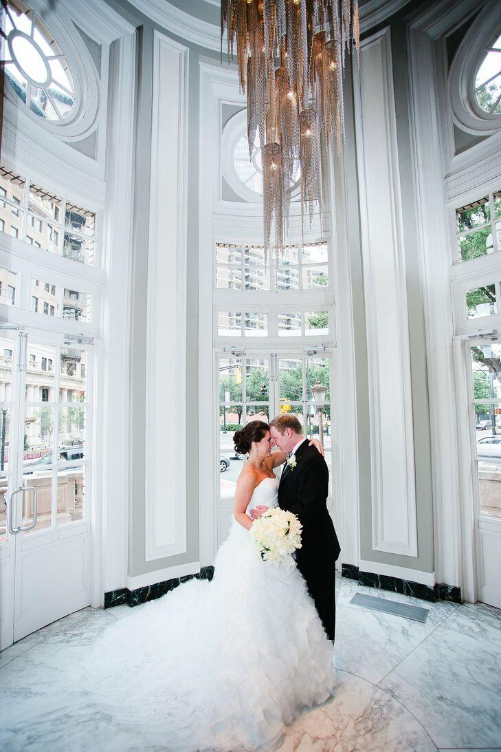 A Classic Southern Wedding at Georgian Terrace in Atlanta, Georgia