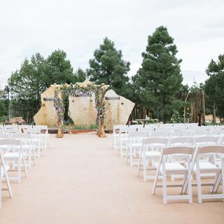 A Nature Pointe Wedding in Albuquerque